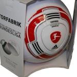 Torfabrik-Spielball