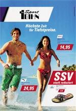 SSV-Prospekt