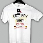 T-Shirt Halbfinale