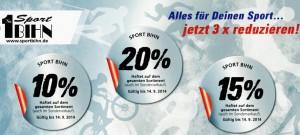 10% 15% 20% Überwälder Gassenmarkt 2014