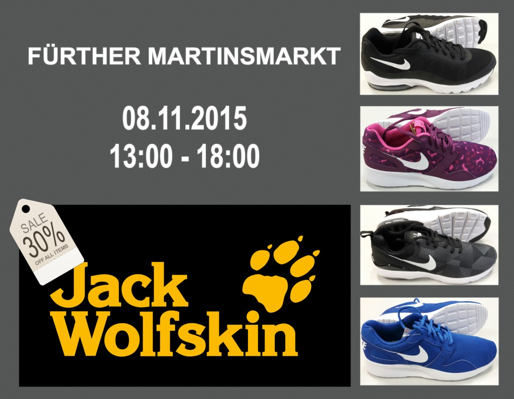 Fürther Martinsmarkt 2015