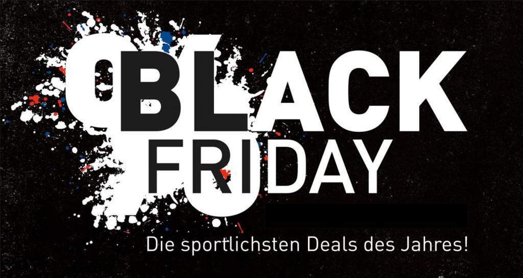 Black Friday - die sportlichsten Deals des Jahres!